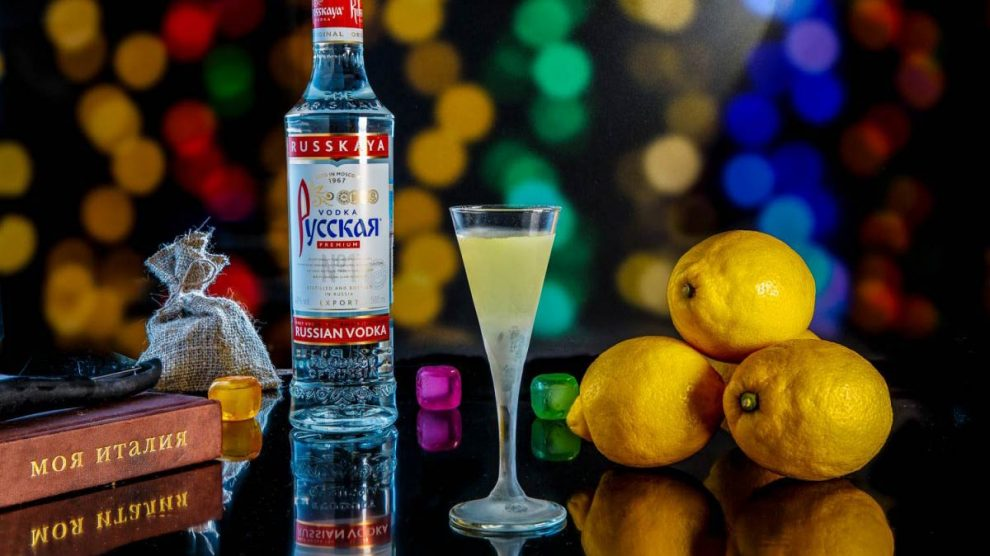 рецепт лимончилло