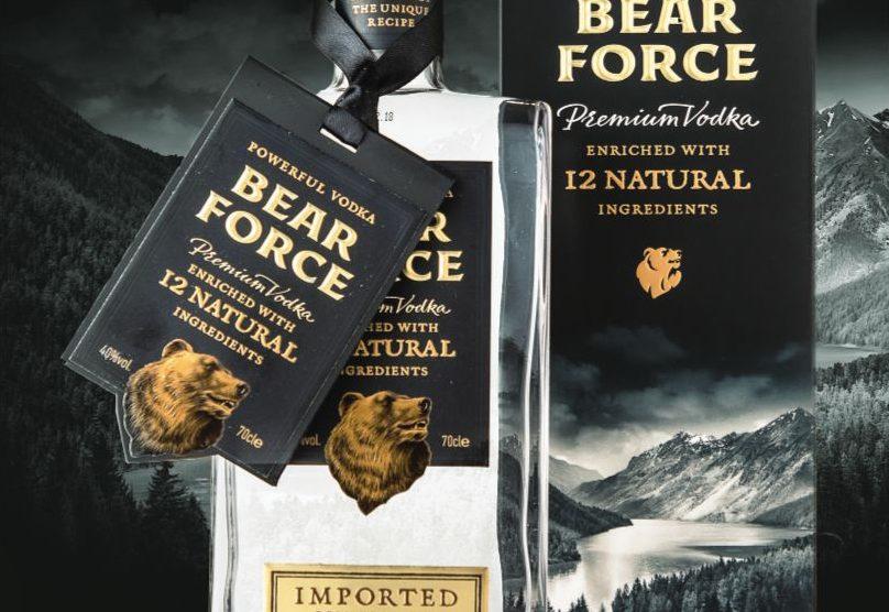 Bear_Force премиальная водка