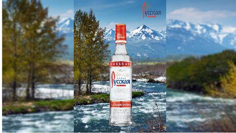 водка русская где купить