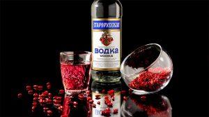 Рецепт настойки барбарисовой на водке Старорусская