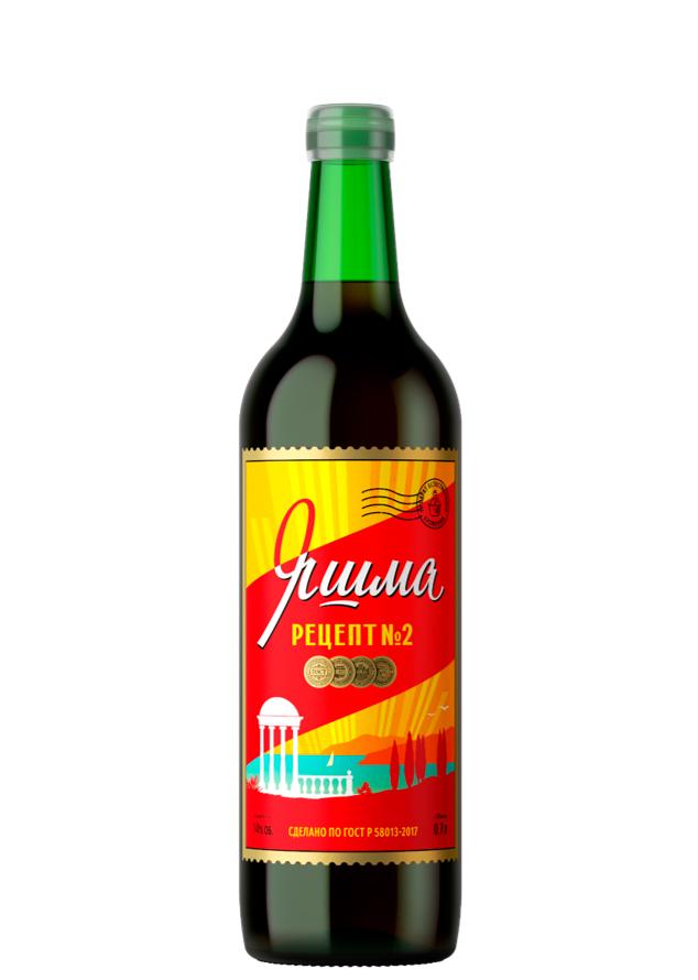 """Напиток винный фруктовый """"Яшма"""" вишня"""