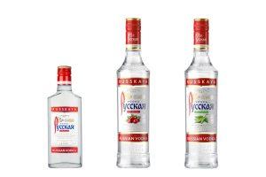 Водка «Русская»: новые вкусы легендарного бренда
