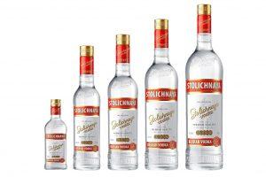 «STOLICHNAYA»: легендарный бренд в новом облике