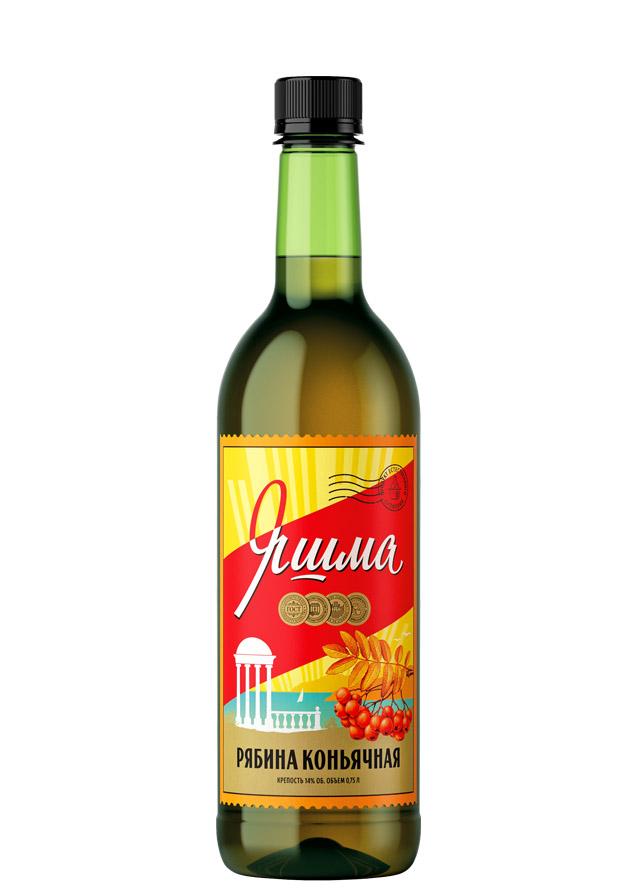 Ассортимент Яшма вино рябина коньячная