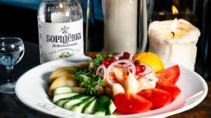 Рецепт быстрых домашние соленые груши и мандарины Борщевка с холодком Брянскспиртпром