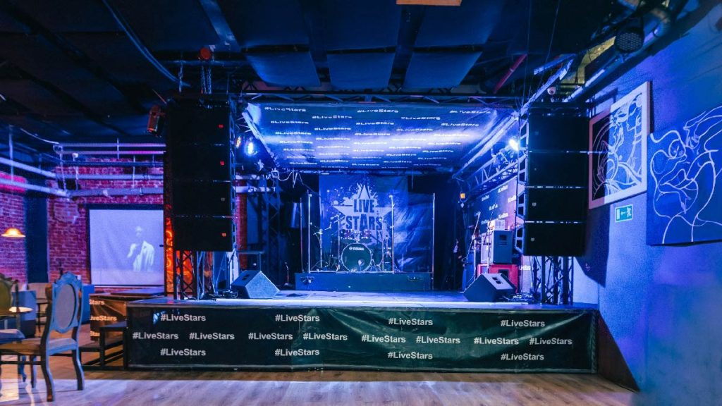 Live-Stars-klub