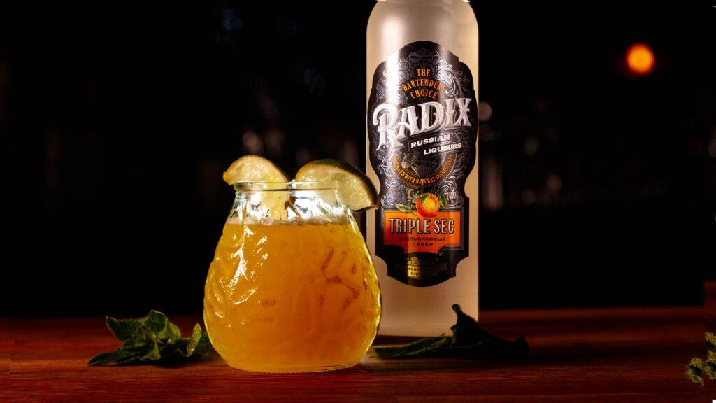 Радикс Radix Брянскспиртпром апельсиновый ликер в коктейлях