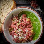 Рецепт Простой Тартар из говядины (6)