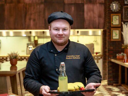 Родион Нефедов шеф-повар