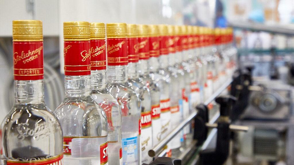 Где производят водку Столичная БрянскСпиртПром