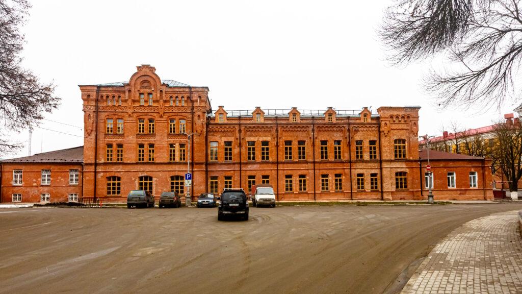 БСП здание завода
