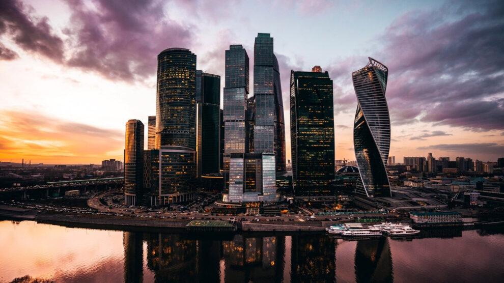 Водка московская задник