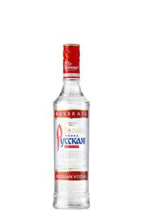 водка русская Брянскспиртпром по ГОСТу новая бутылка-