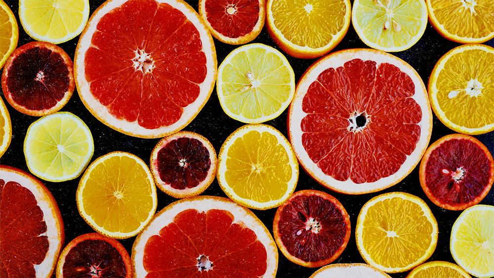 Как есть апельсины