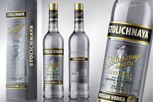 «Stolichnaya Excellent» – первая на российском рынке премиальная водка в линейке бренда Stolichnaya
