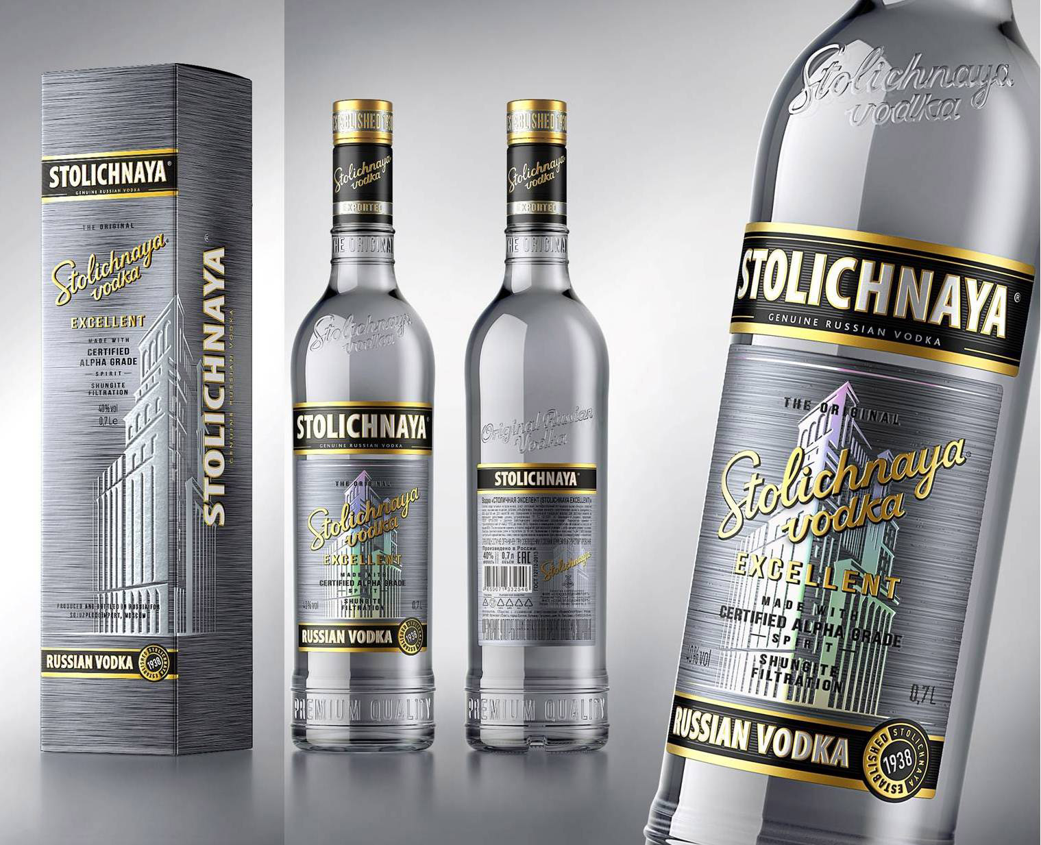 Stolichnaya Excellent