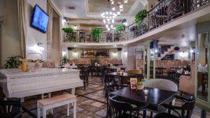 Кафе Ресторанный Дом БУЛОШНАЯ