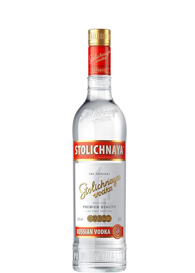водка  Stolichnaya Столичная   Брянскспиртпром