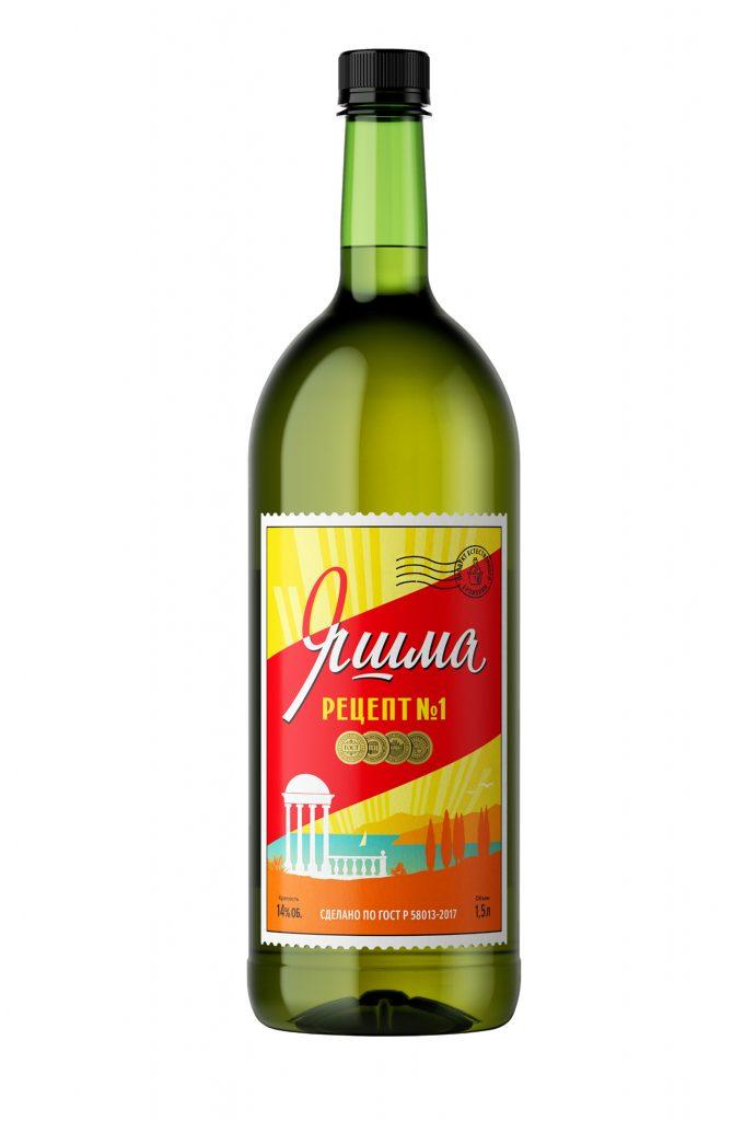"""Напиток винный фруктовый """"Яшма"""""""