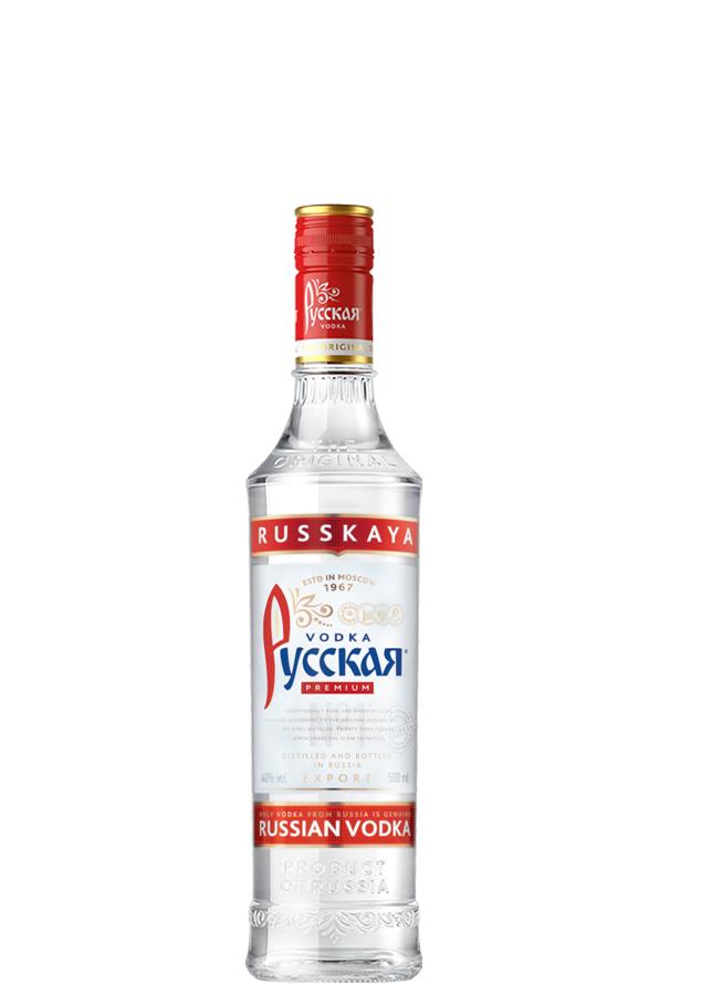 Ассортимент водка русская новый 05
