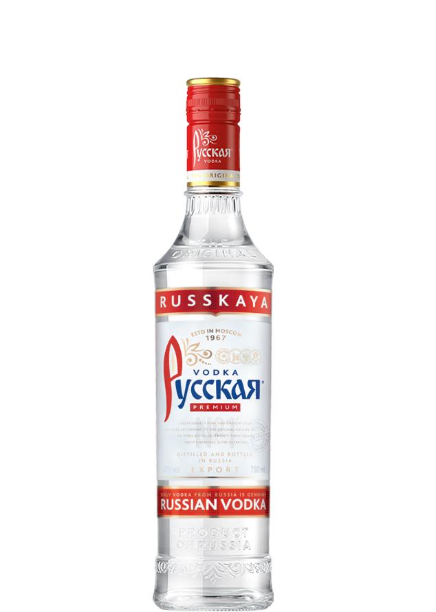 Ассортимент водка русская новый 07