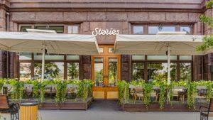 Ресторан Stories